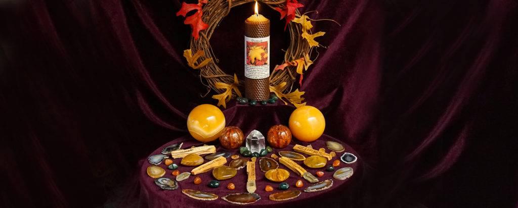 November alter your altar
