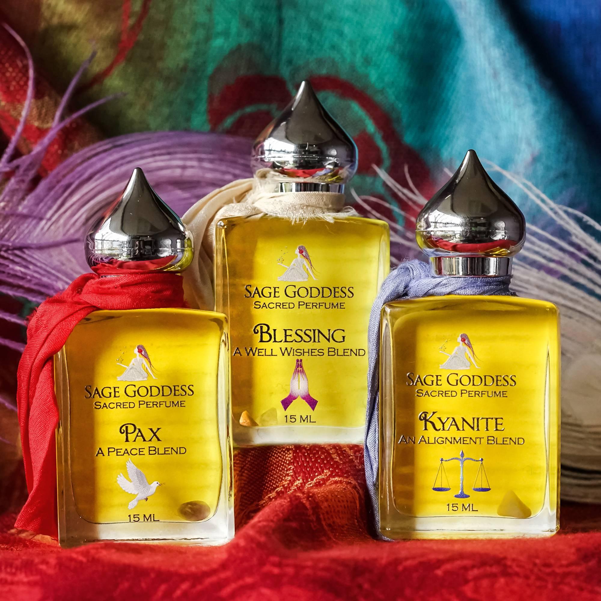 balanced blessings perfume trio