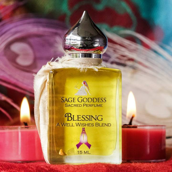 blessings perfume