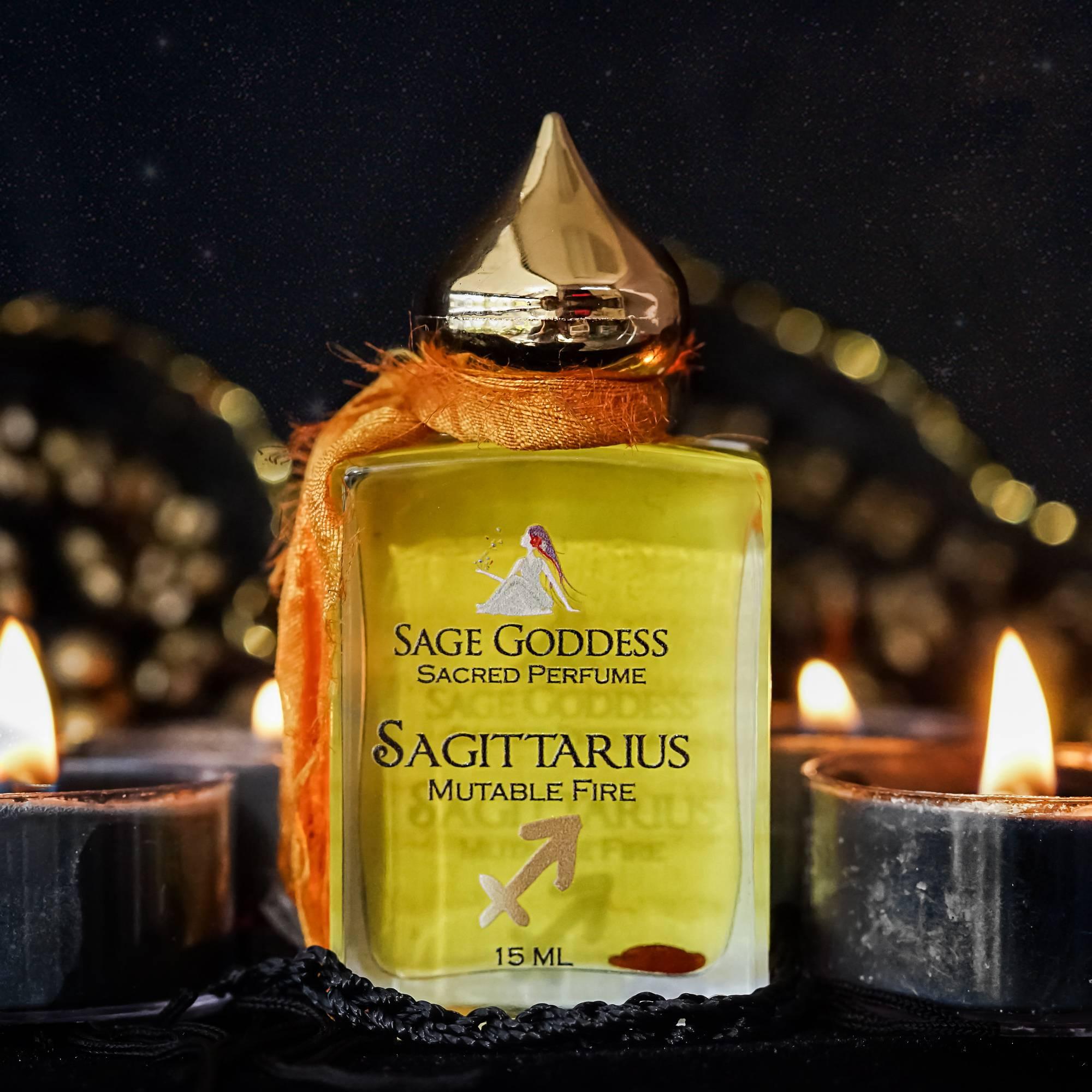 sagittarius perfume