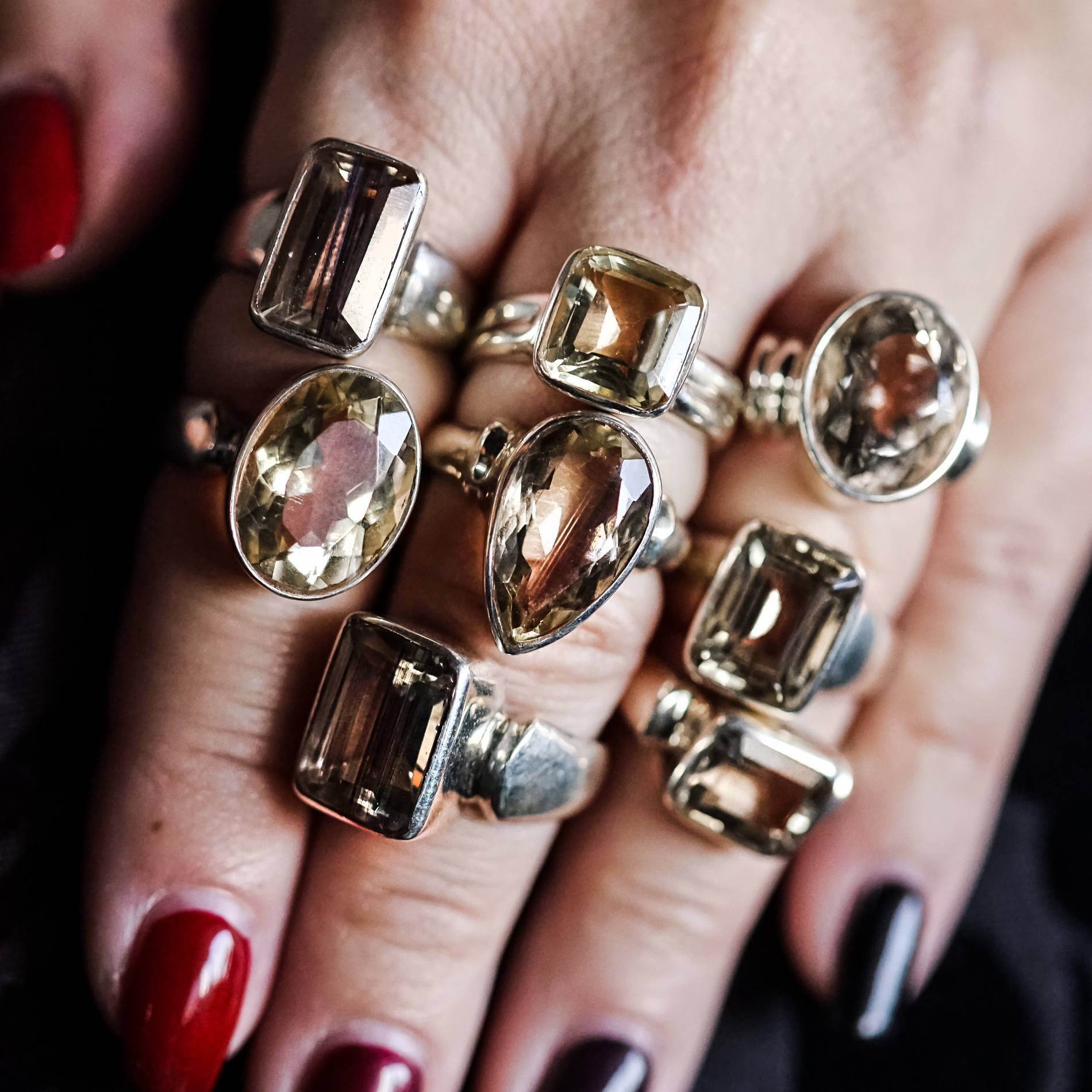 scapolite rings