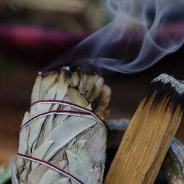 Smudge and Incense