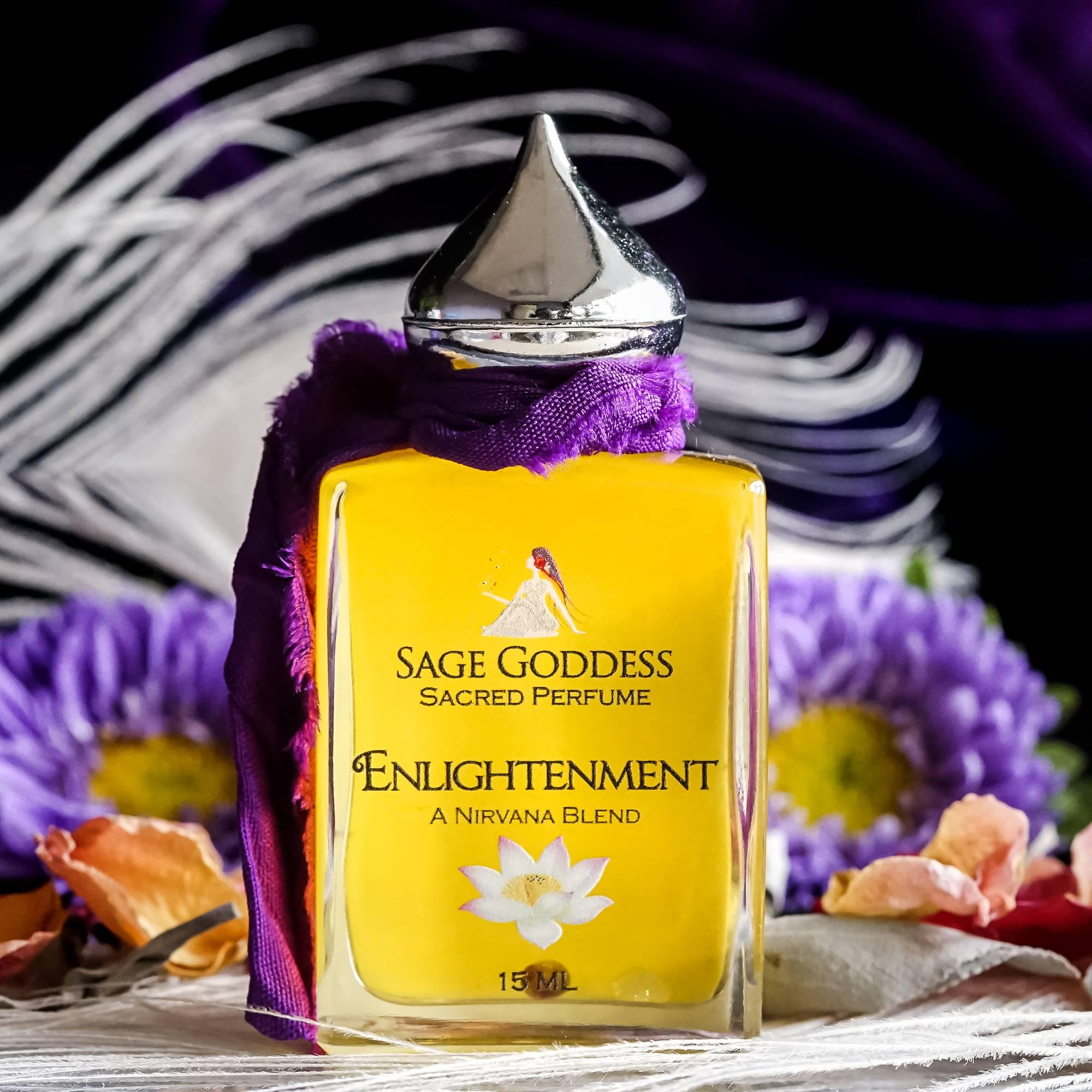 enlightening perfume