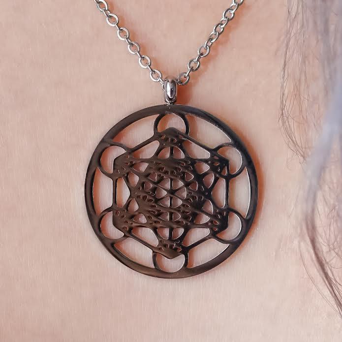 sacred geometry talisman