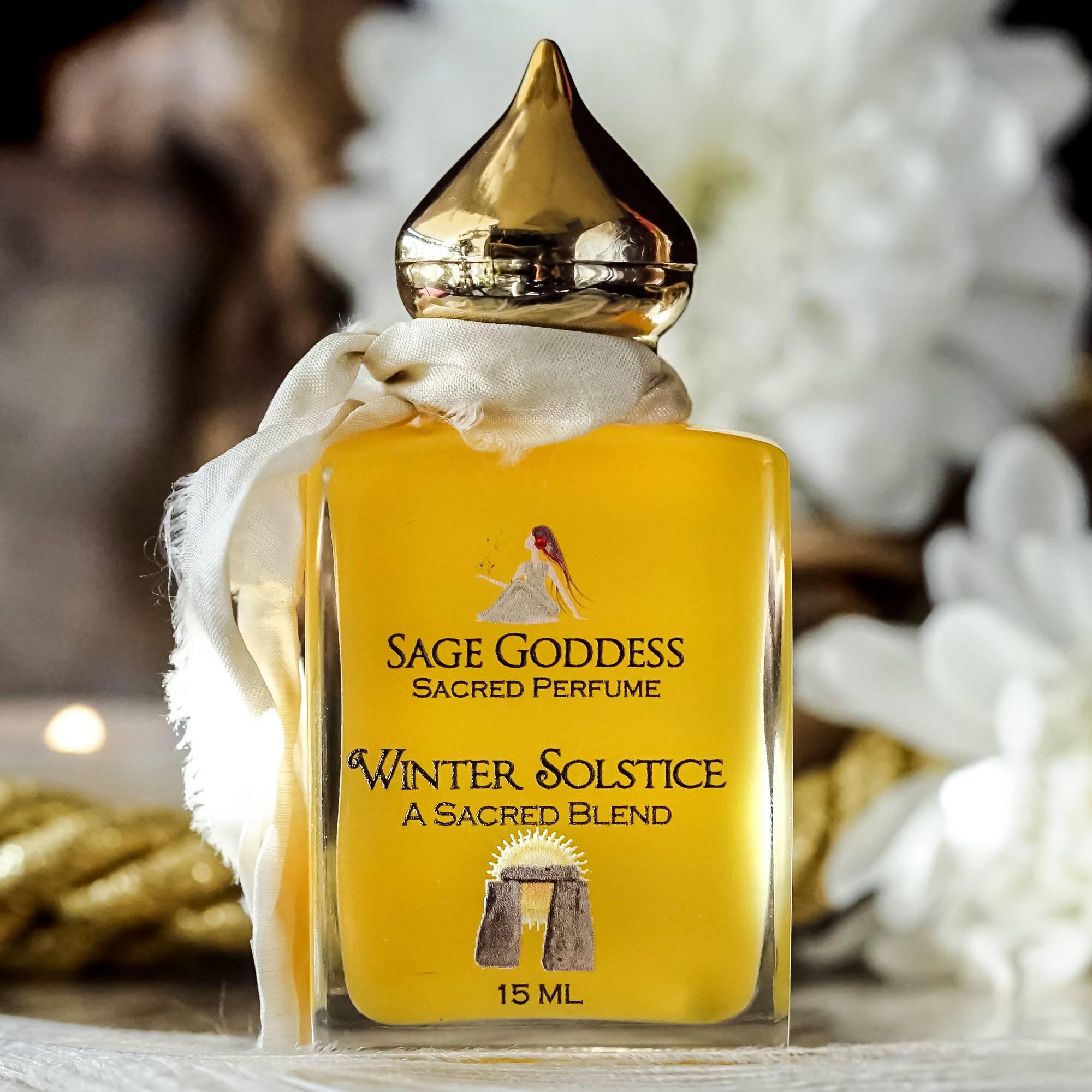 winter solstice perfume