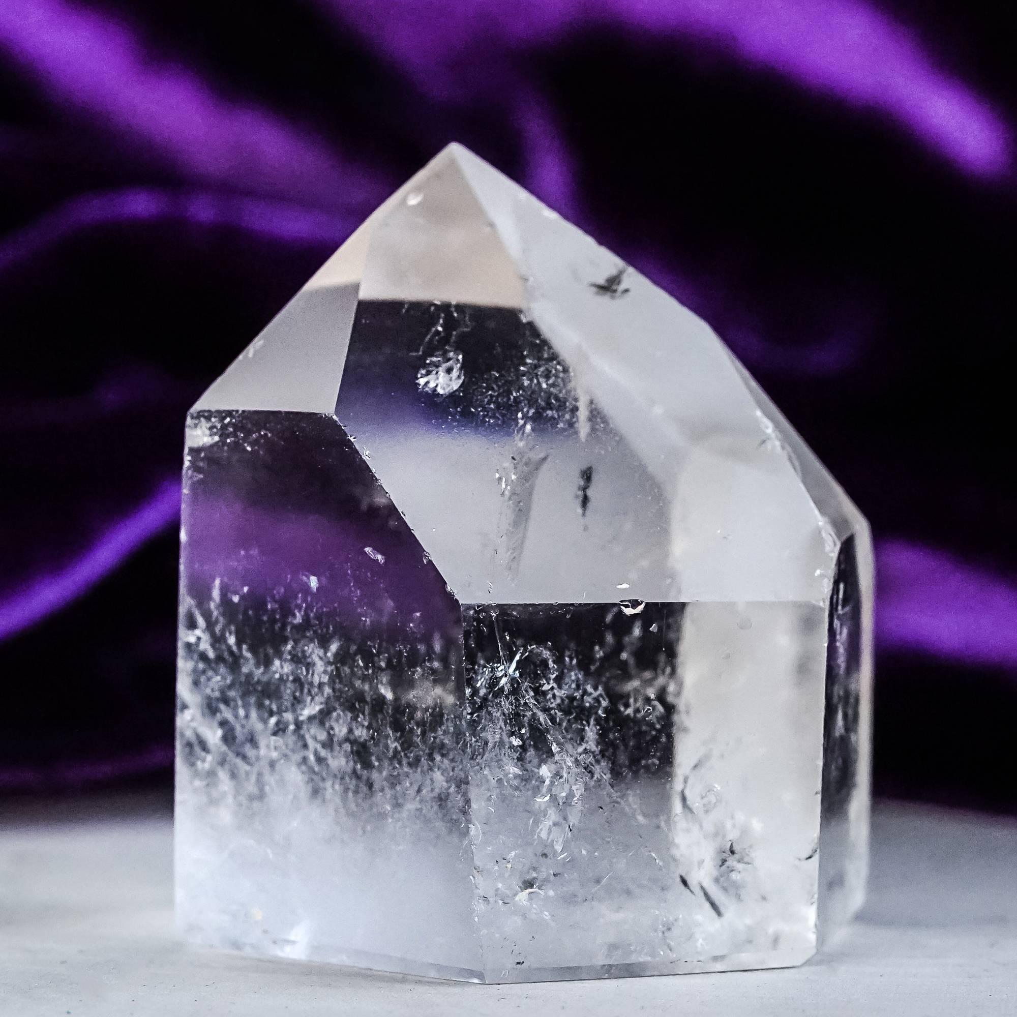 clear quartz generator