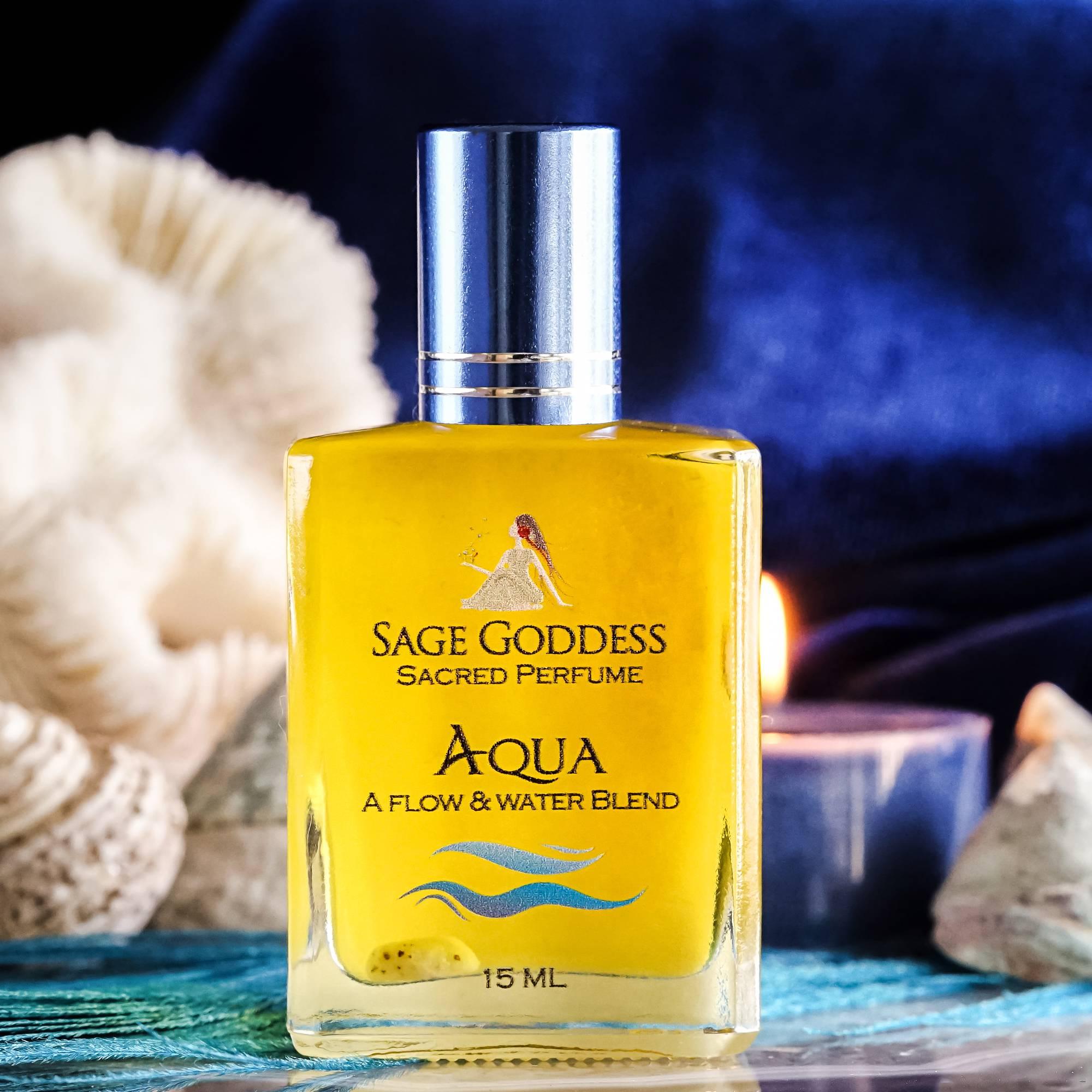aqua perfume