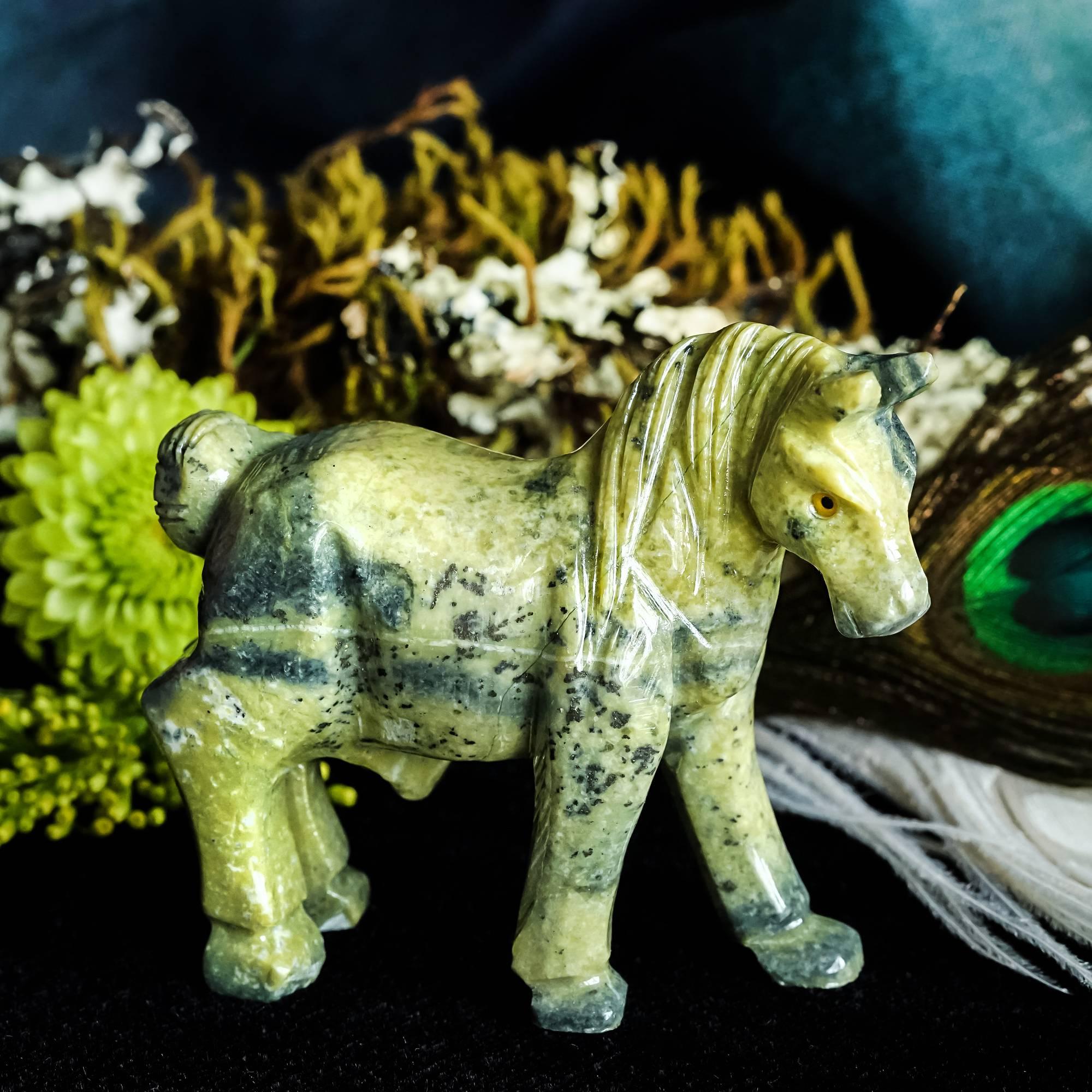 serpentine horses