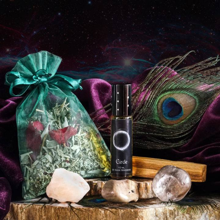 simple ritual kit for beginners