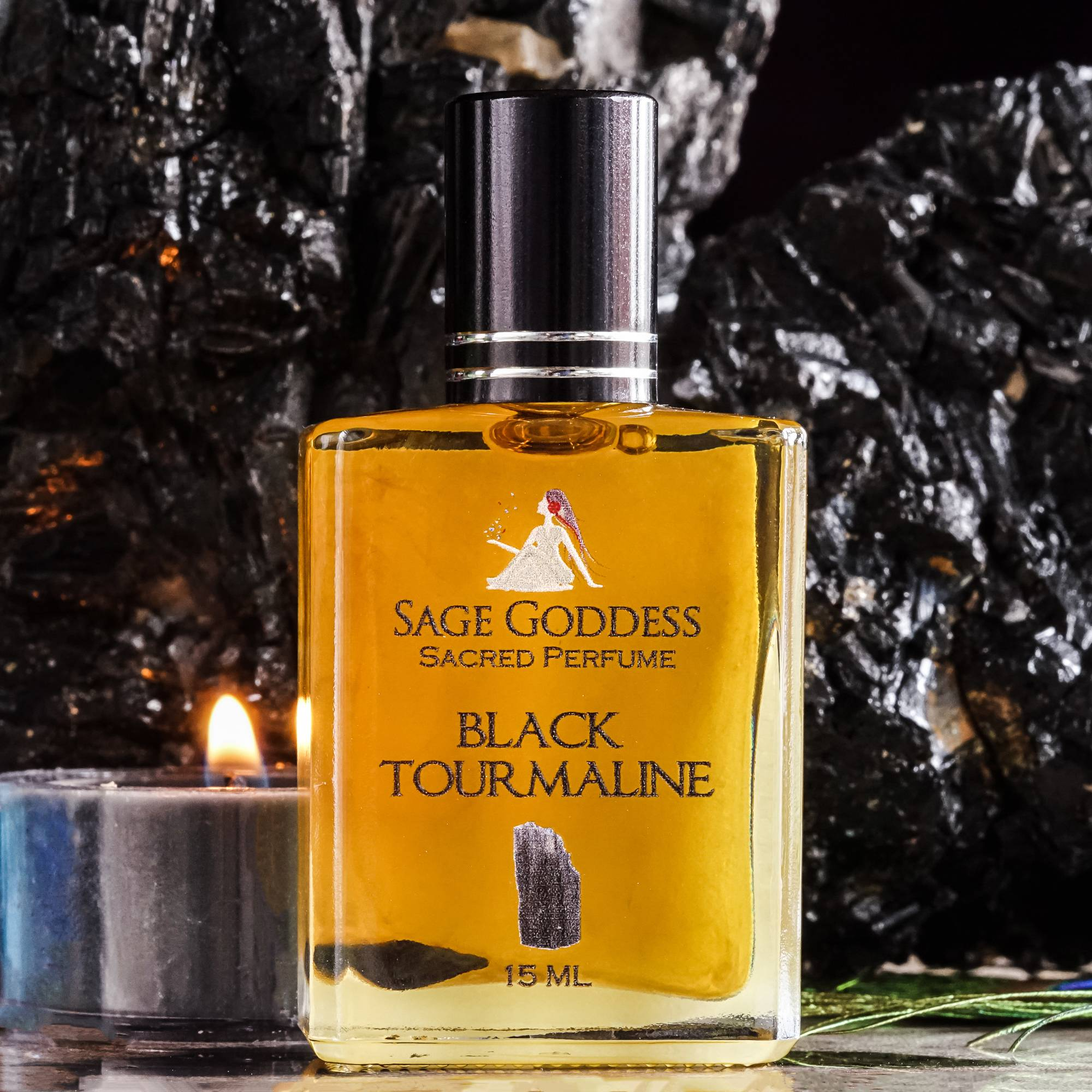 black tourmaline perfume