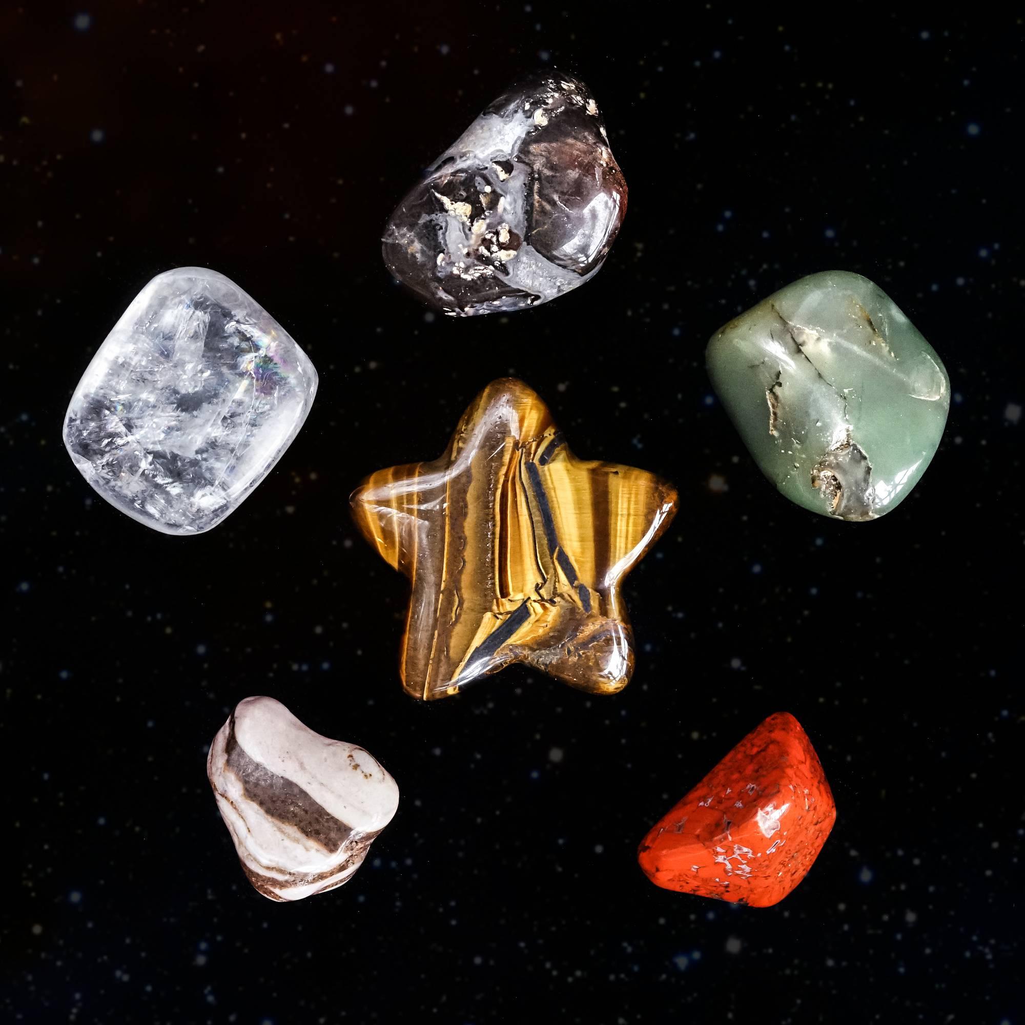 i am a shining star gemstone set
