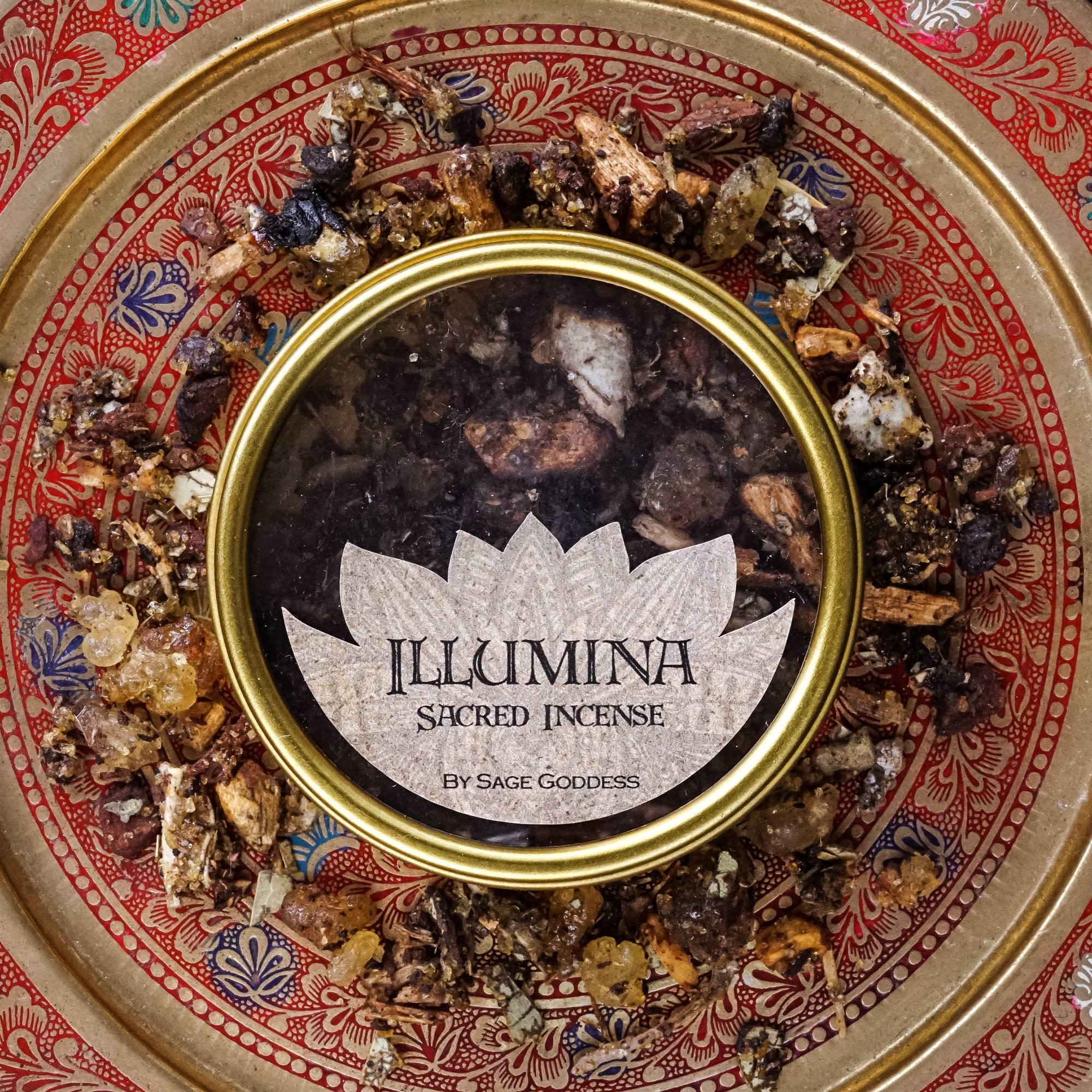 Illumina Sacred Incense