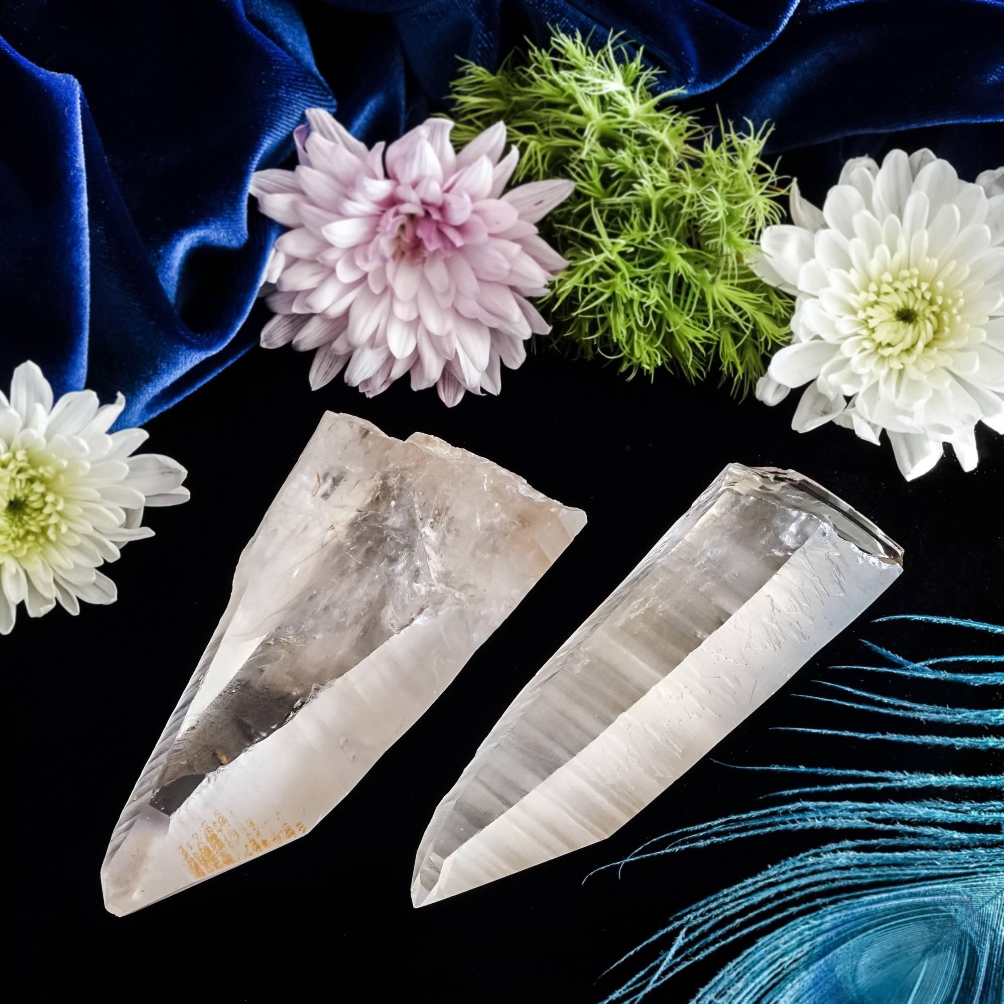 lemurian light crystals