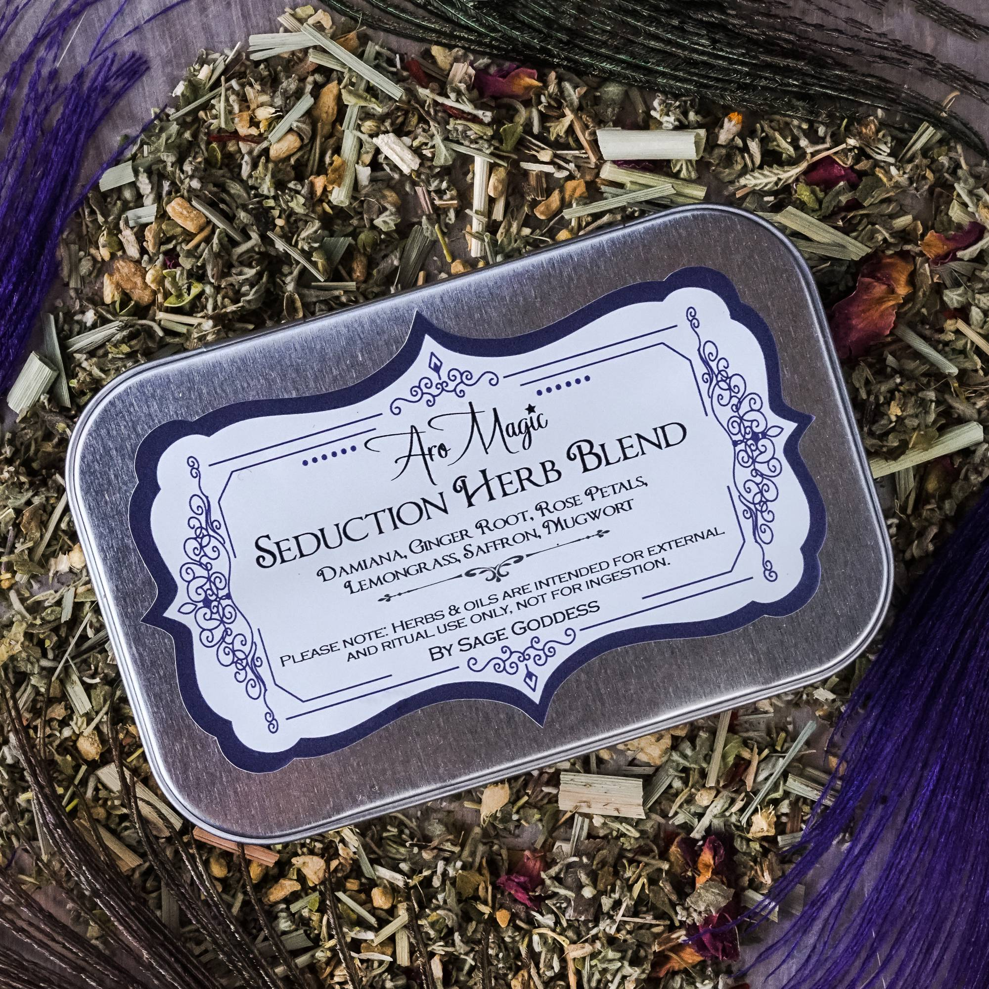AroMagic Bonus Kit: Seduction Herb Blend