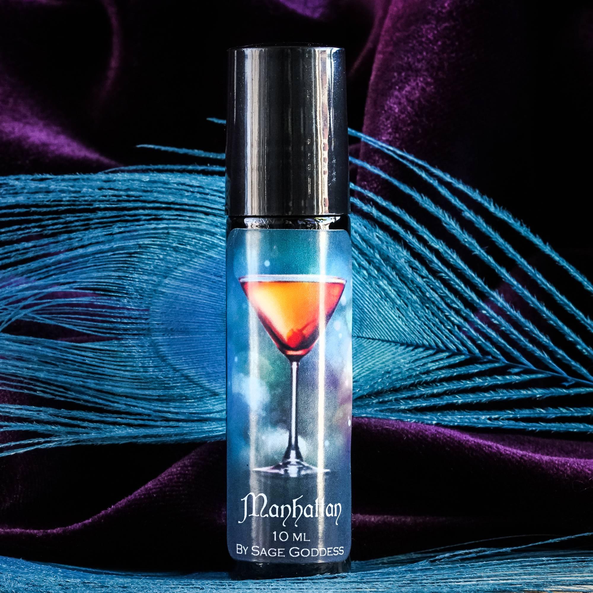 manhattan cocktail perfume