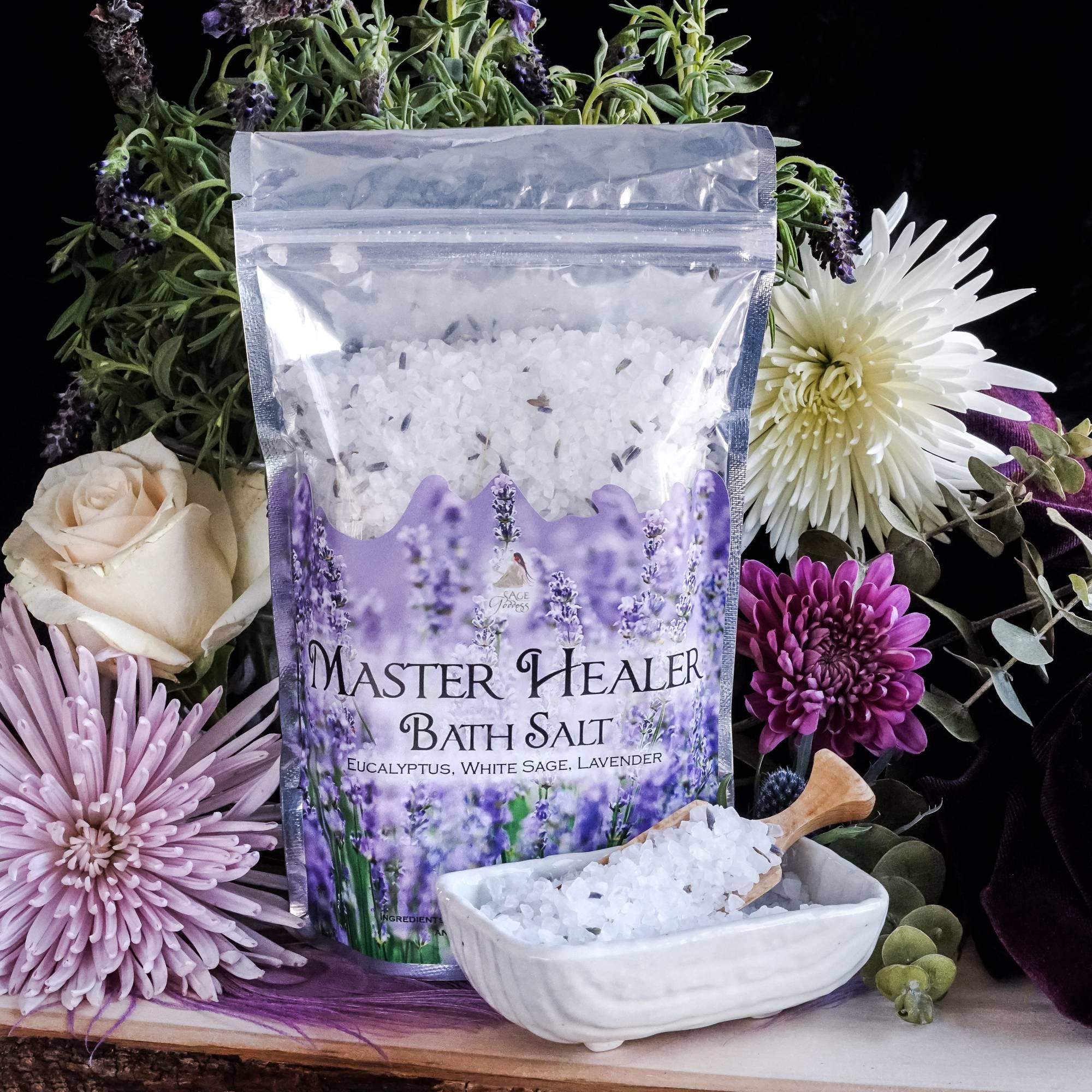 master healer bath salts