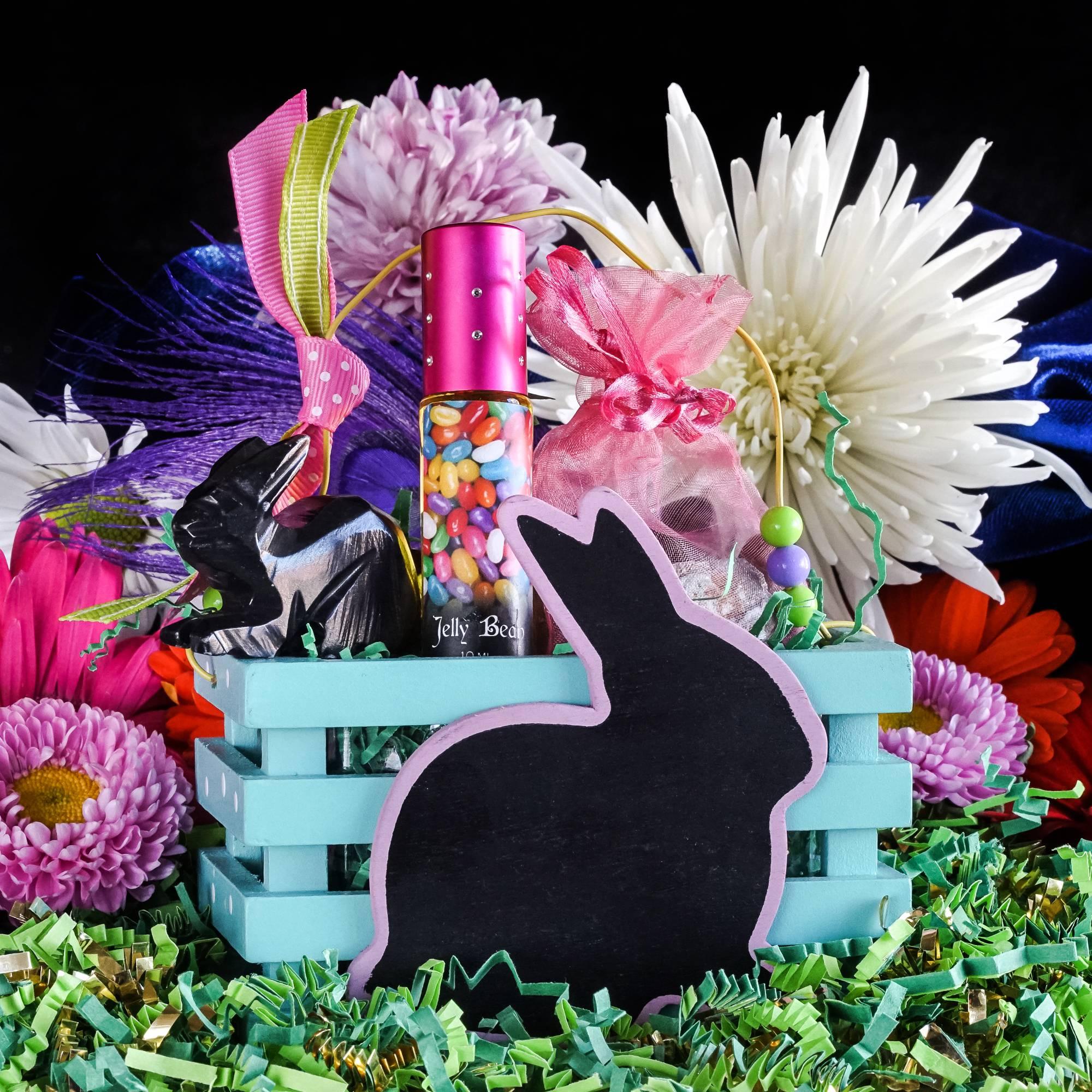 Mini Bunny Baskets