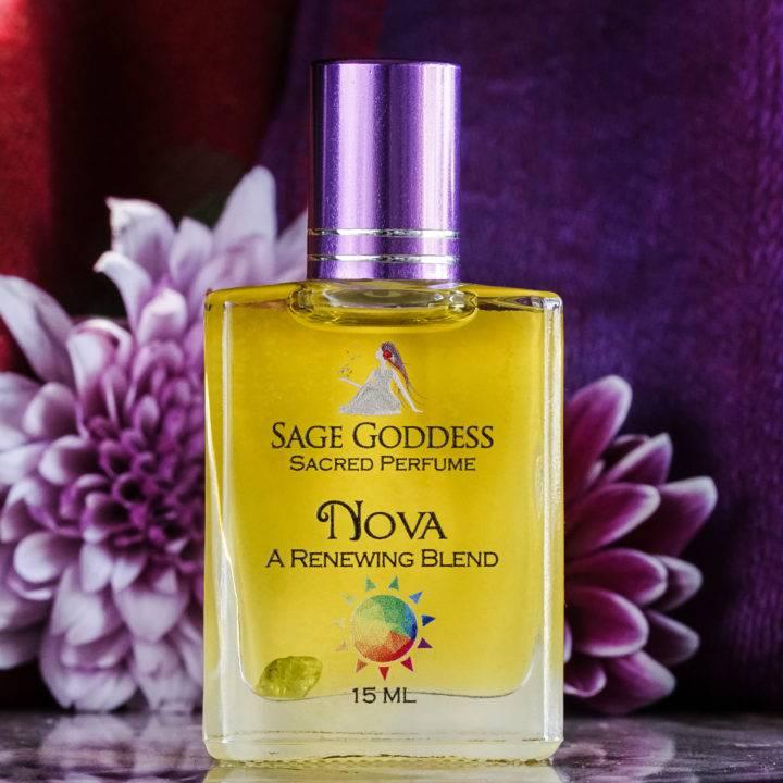 nova perfume