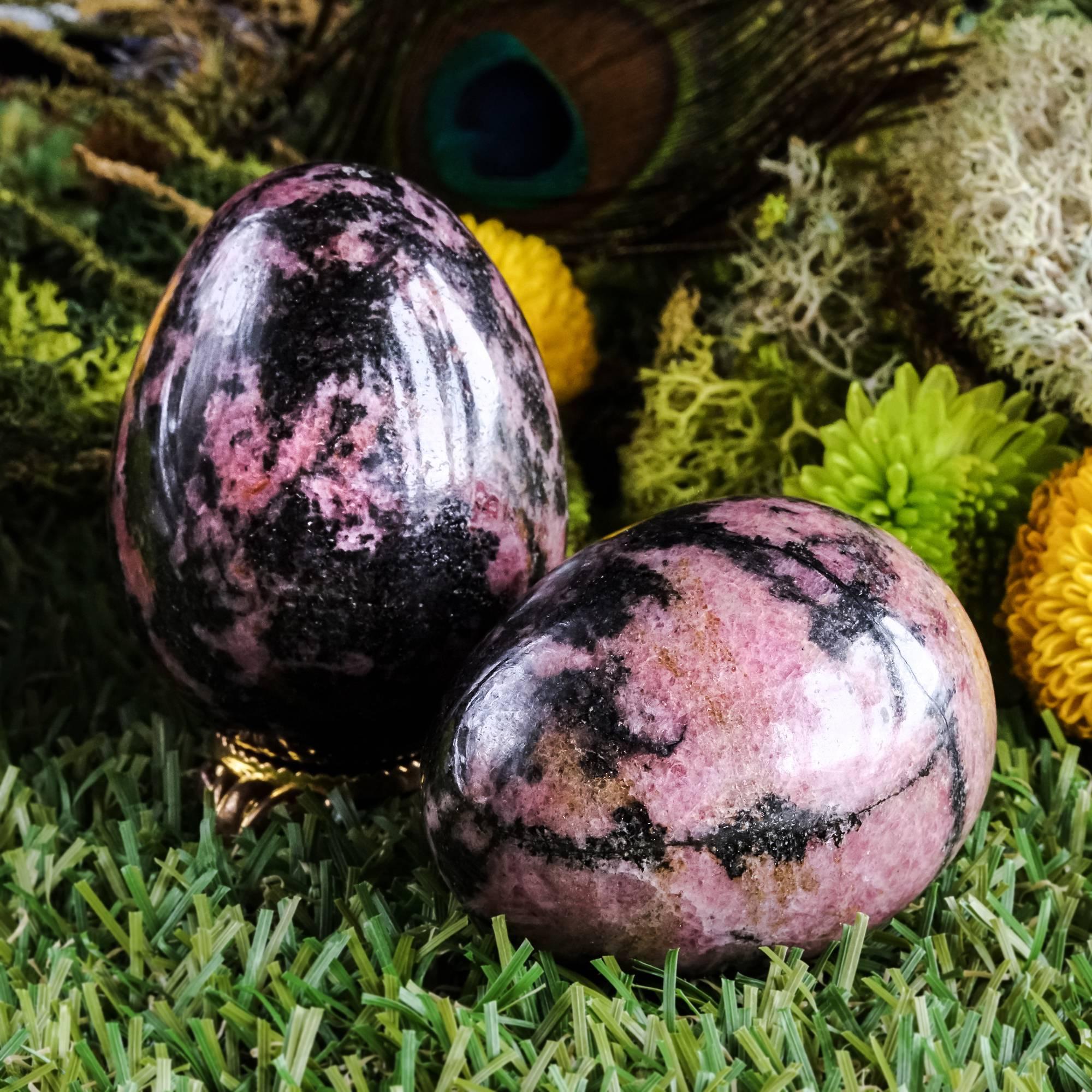 rhodonite eggs