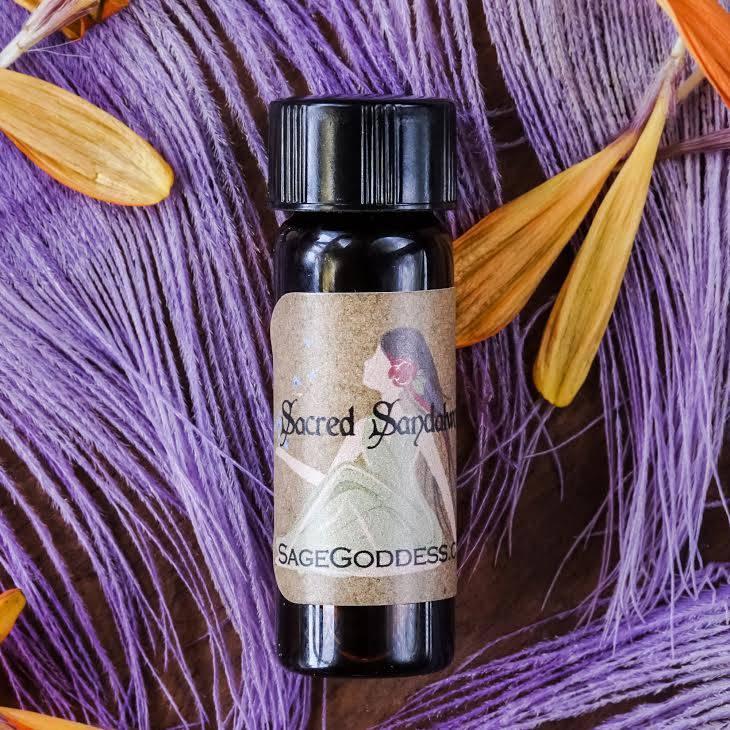 sacred sandalwood perfume