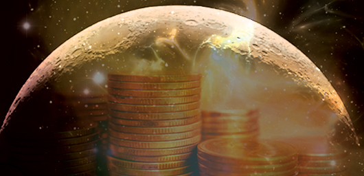 Why the April New Moon is the most important day this year for manifesting money!