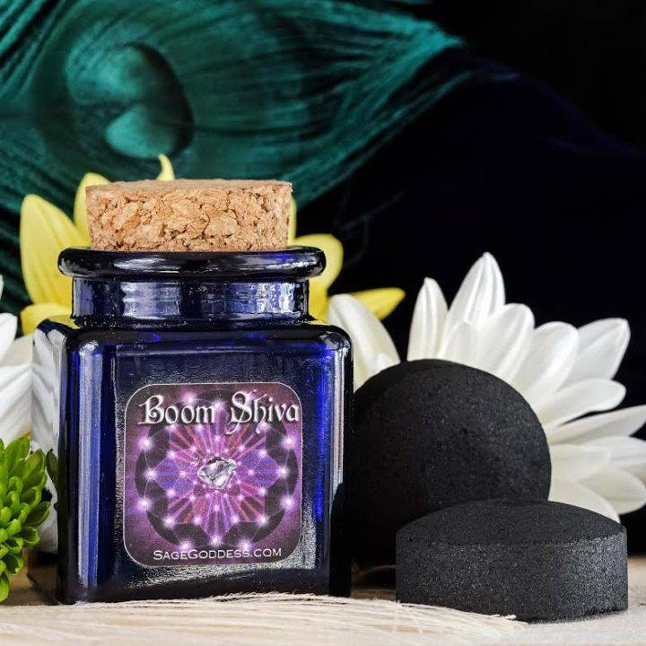 boom shiva ritual incense