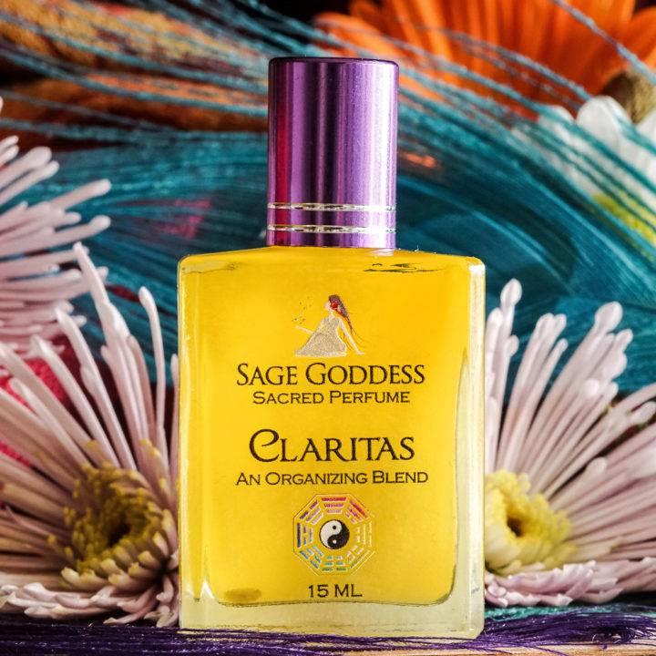 claritas perfume