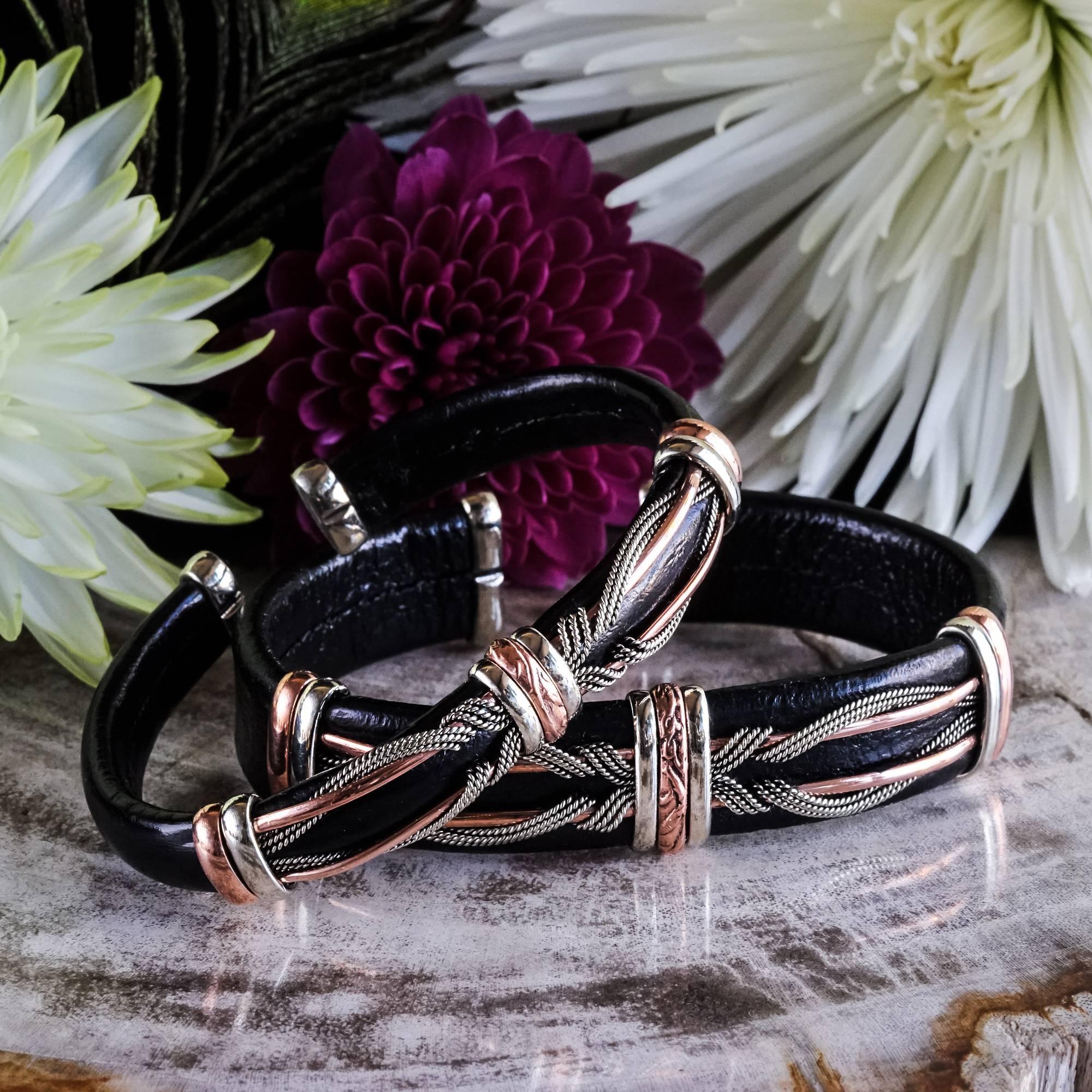 Copper healing bracelets