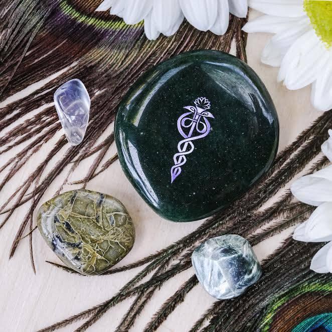 divine healer gemstone set