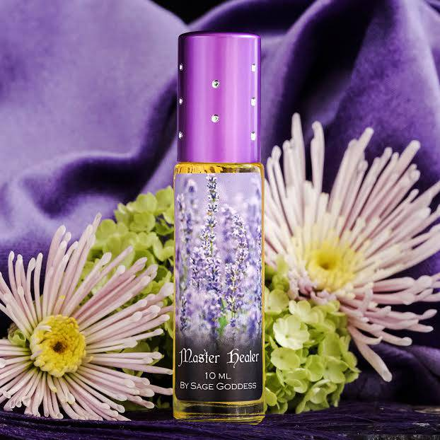 master healer perfume