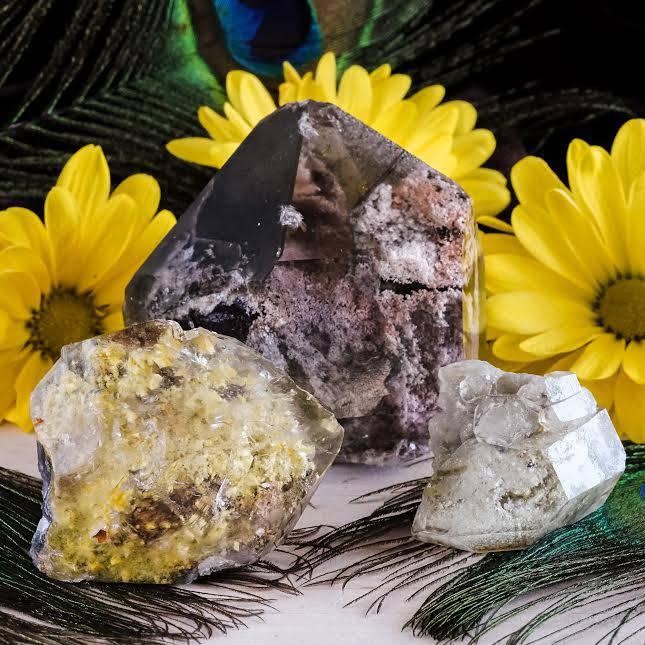 minas gerais quartz