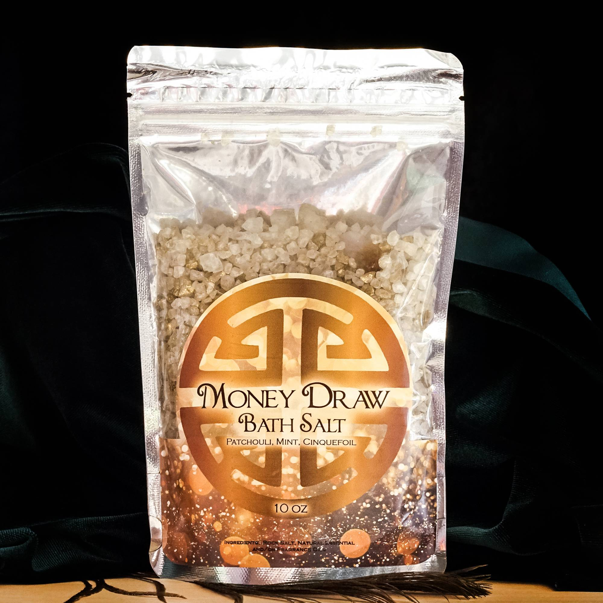 money draw bath salts