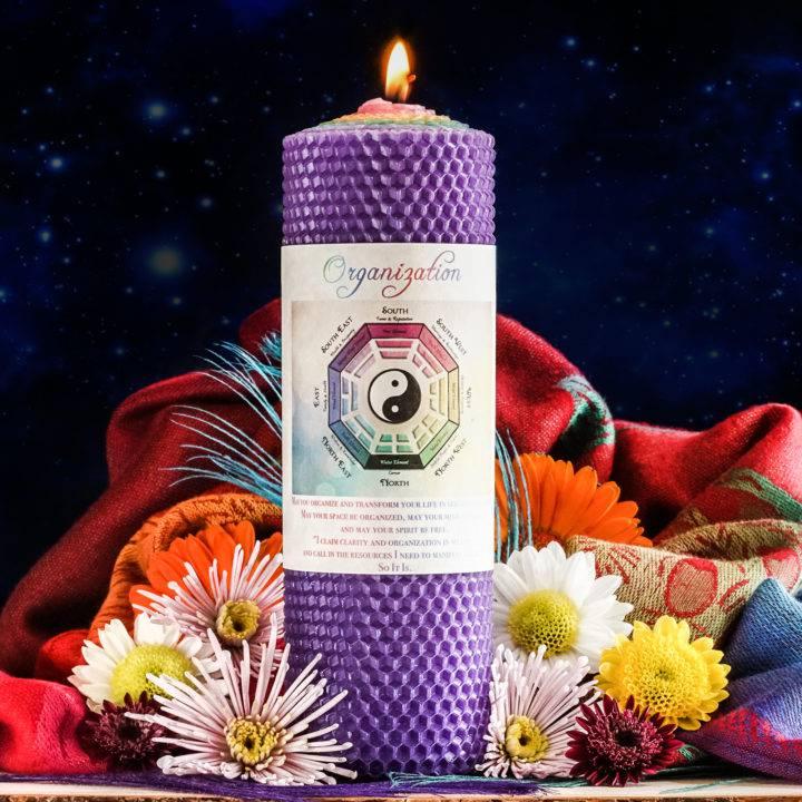 organization candle