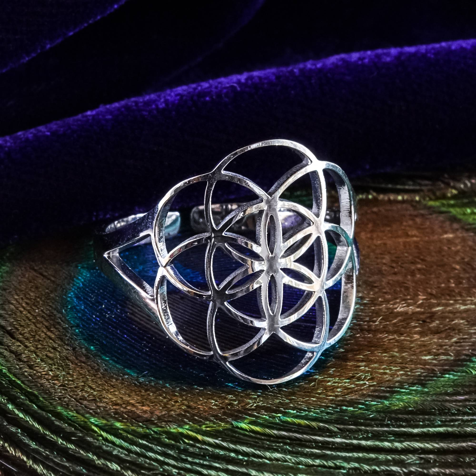seed of life rings