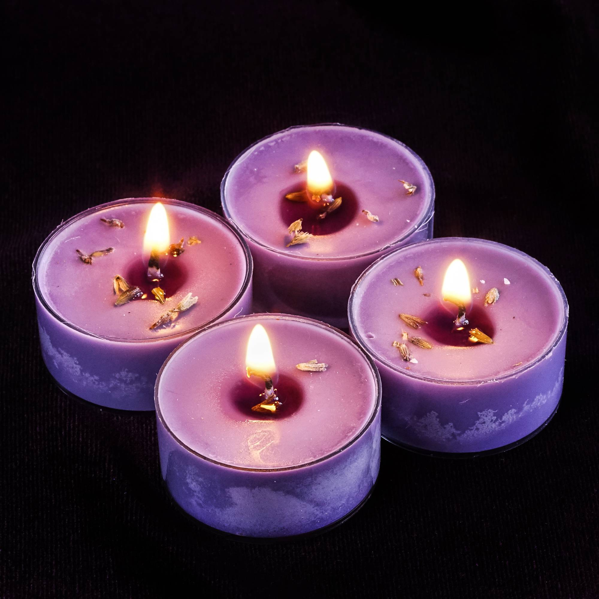 tranquility tea lights