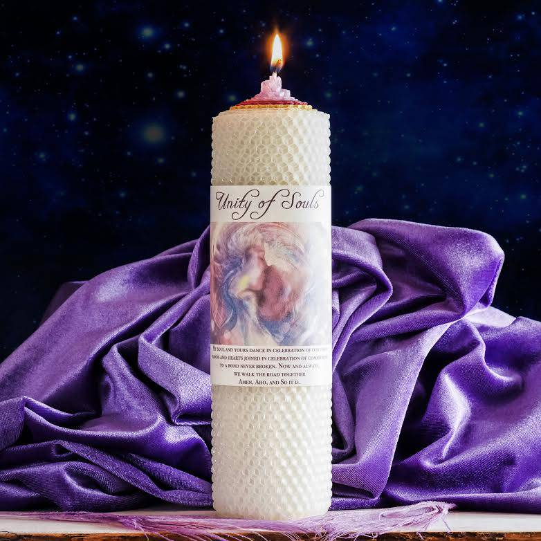unity of souls candle