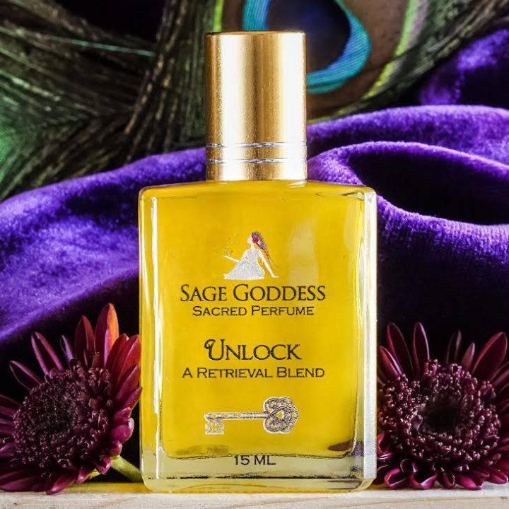 unlocked perfume