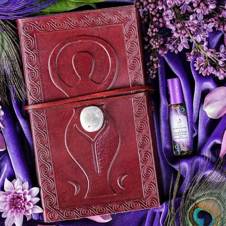 womb of the goddess journal set