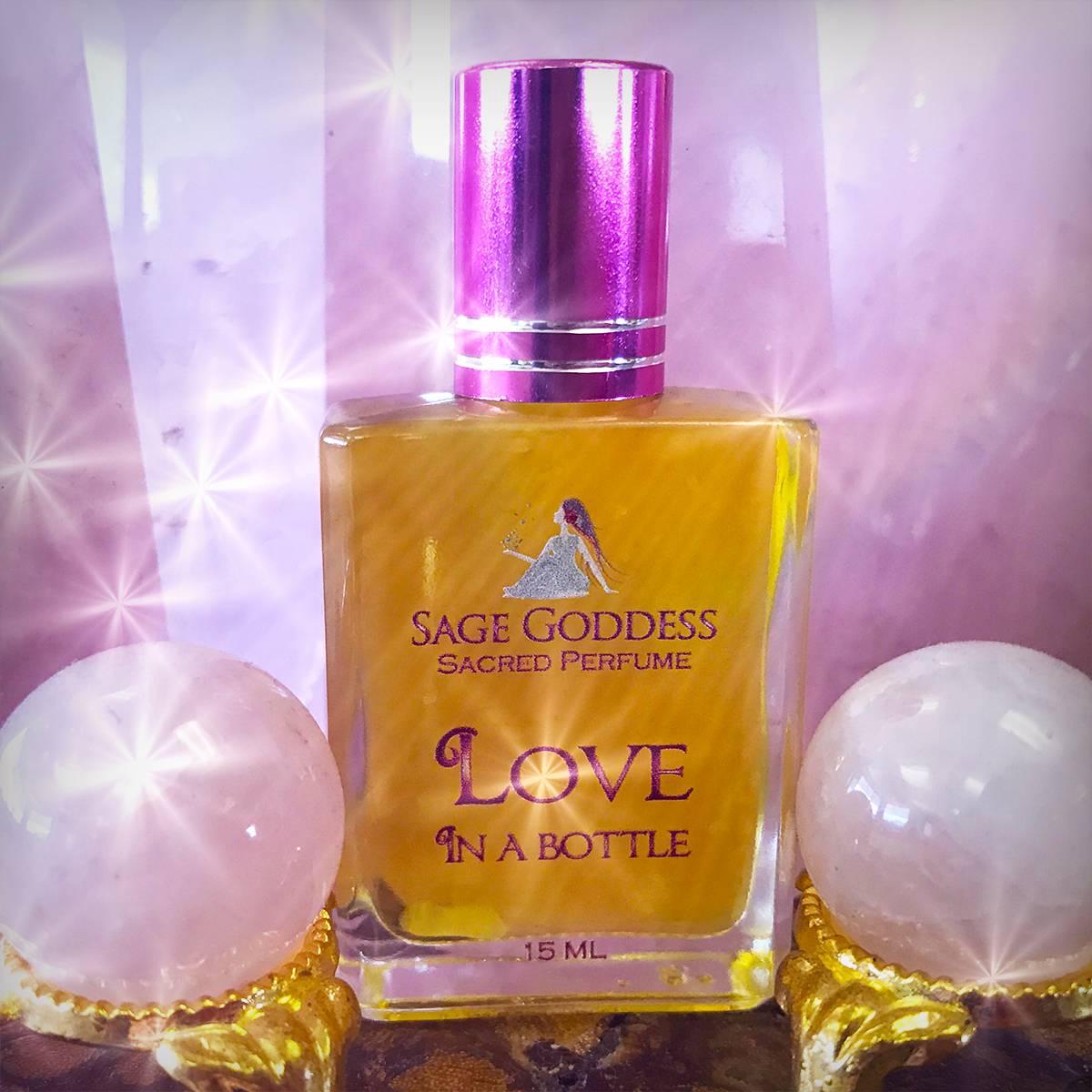 love in a a bottle perfume