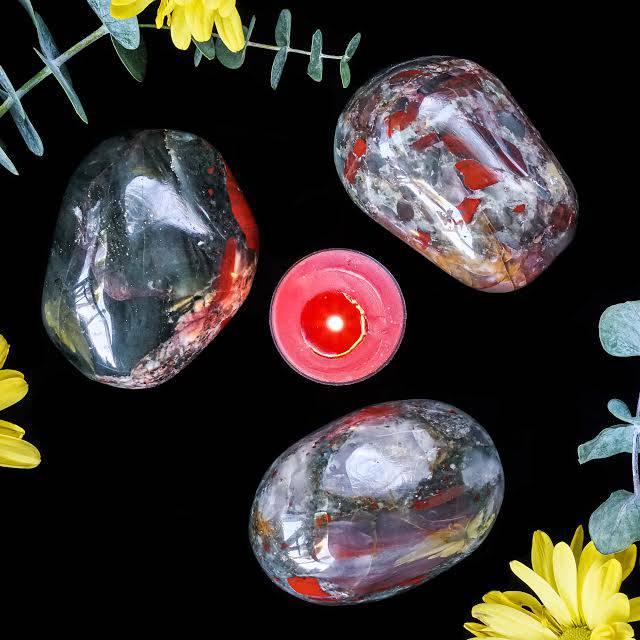 bloodstone power stones