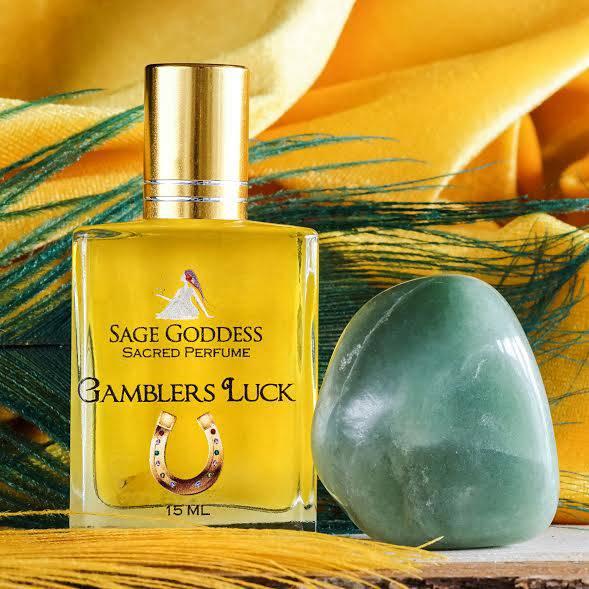 gambler's luck perfume set
