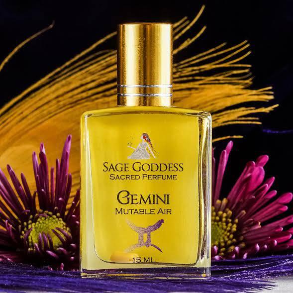 gemini perfume