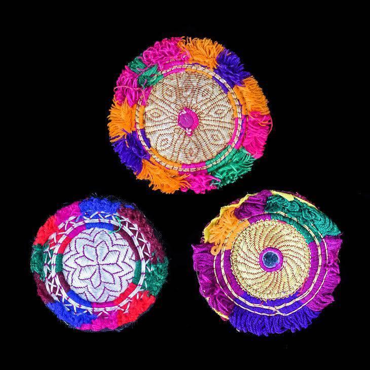 magical Peruvian patches