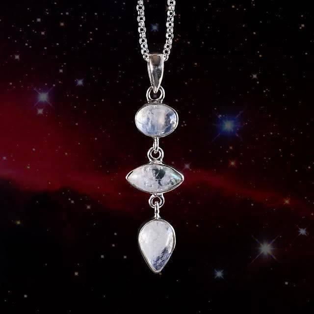 moon goddess pendants