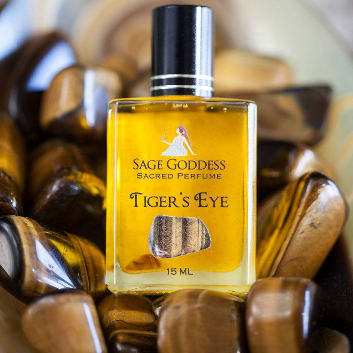 tiger's eye perfume