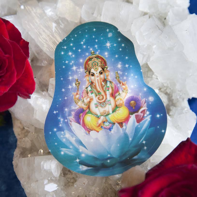 Ganesha stickers