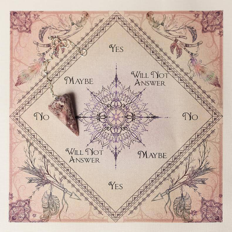 pendulum and mat