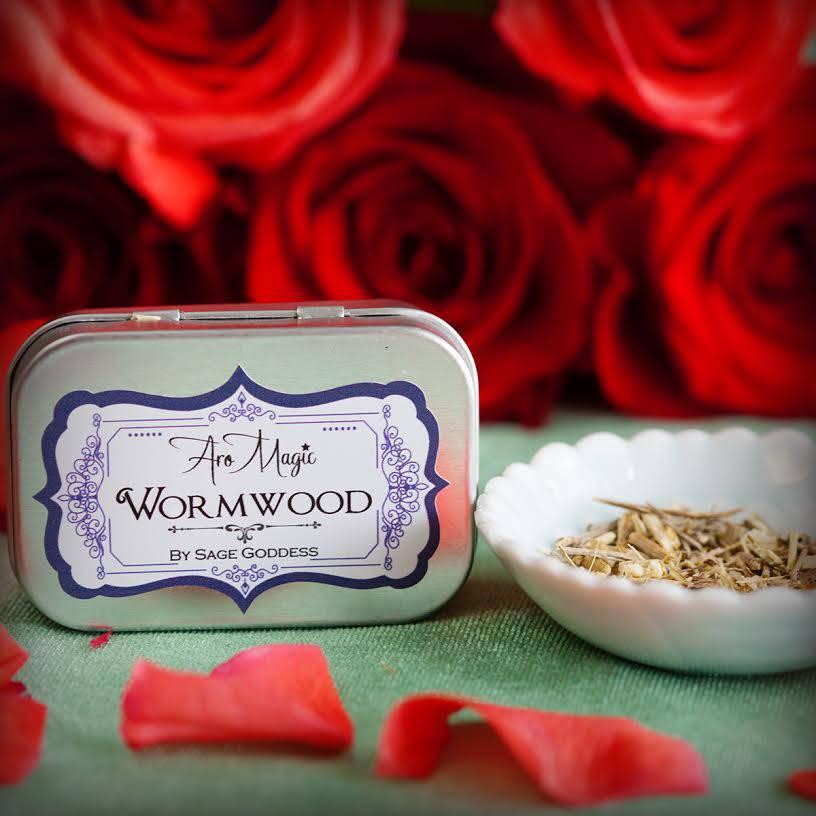 wormwood tin