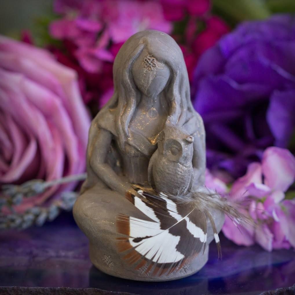 Athena Goddess Figure