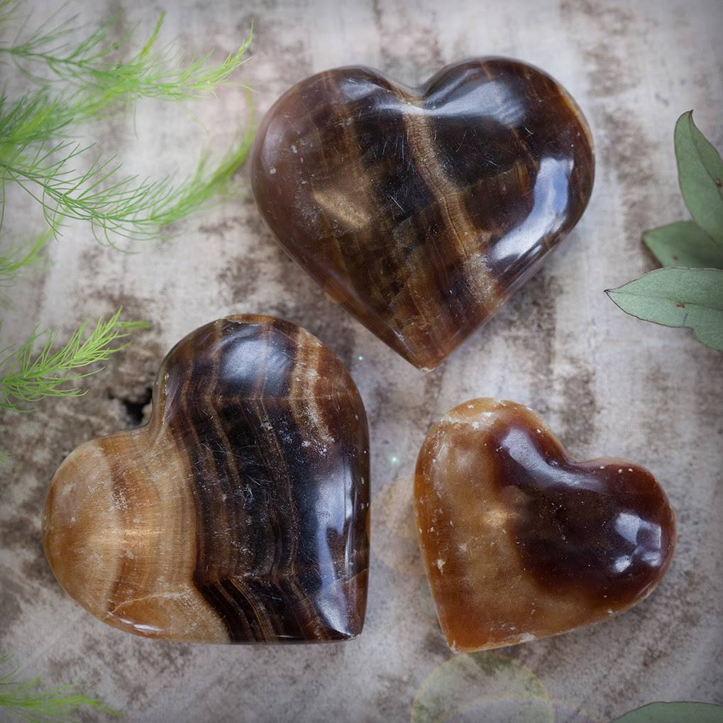 Cave Stalactite Hearts